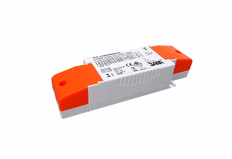 Standard-optional output current LED driver 97D