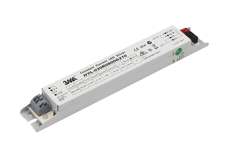 Standard-built-in type LED driver 210