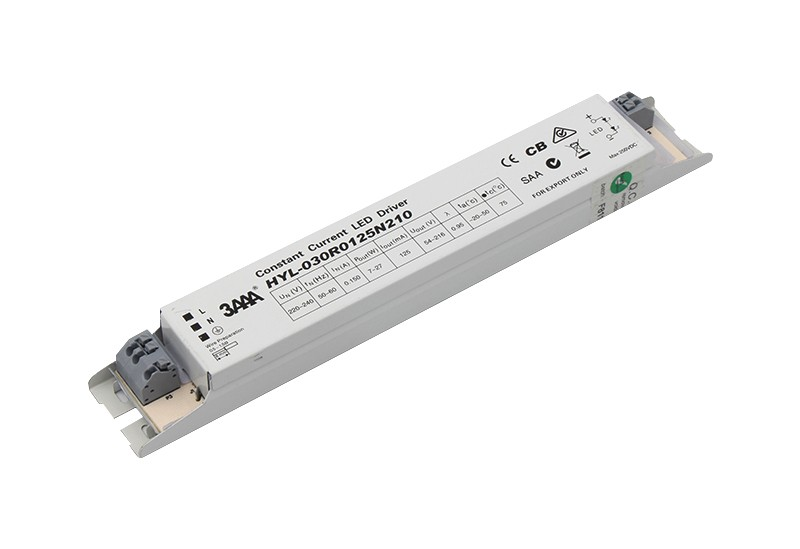 Standard-non-isolated LED driver 210D