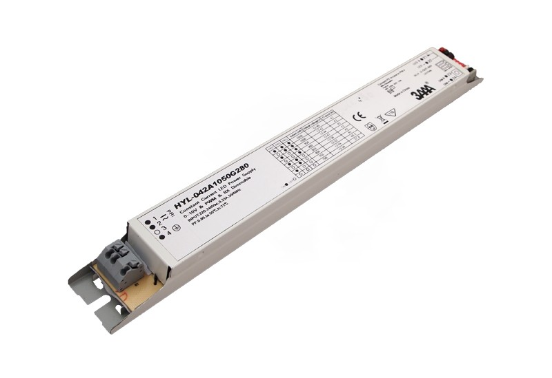 Standard-0~10v dimming built-in type LED driver(with 12V connector)